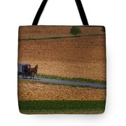 Amish Country Lancaster Pennsylvania Tote Bag