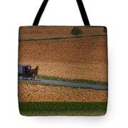 Amish Country Lancaster Pennsylvania Tote Bag