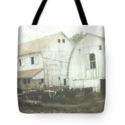 Amish Dairy Tote Bag