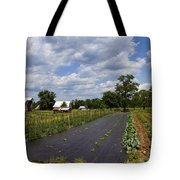 Amish Farm And Garden Tote Bag