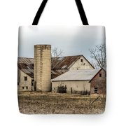 Amish Farm In Etheridge Tennessee Usa Tote Bag by Kathy Clark