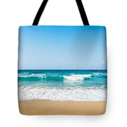 Amnissos Beach Tote Bag