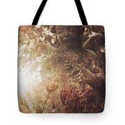 Among Angels Tote Bag