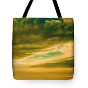 Among The Clouds I Tote Bag