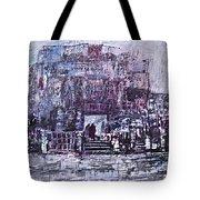 Among The Ruins Tote Bag
