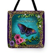 Amore - Butterfly Version Tote Bag