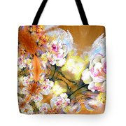Amour Infinity Tote Bag