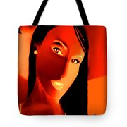 Amour Partage  Love Shared  15 Tote Bag