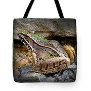 Amphibious Resident Tote Bag