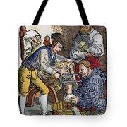 Amputation, 1540 Tote Bag