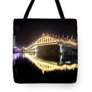 Amritasetu Lights Tote Bag