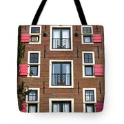 Amsterdam Architecture Tote Bag