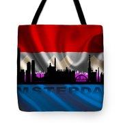 Amsterdam City Tote Bag