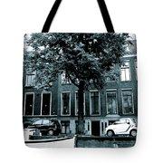 Amsterdam Electric Car Tote Bag