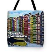 Amsterdam Holland Tote Bag