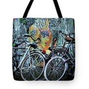 Amsterdam Icons Tote Bag