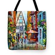 Amsterdam Street Tote Bag