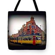 Amsterdam Transportation Tote Bag