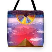 Amun Ra Tote Bag
