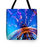Amusement Park Rides 1 Tote Bag