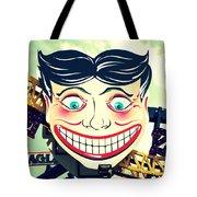 Amusement Smile Tote Bag