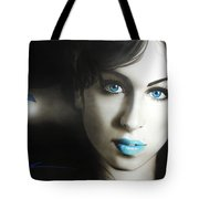 Amy 'n' Blues Tote Bag