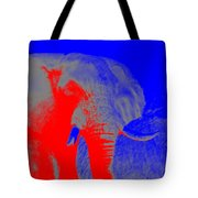 an Afternoon in Africa Tote Bag