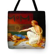 An Afternoon's Amusement Tote Bag