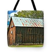 An American Barn 2 Oil Tote Bag