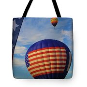 An American Tradition Tote Bag