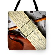An Analytical Anomaly Tote Bag