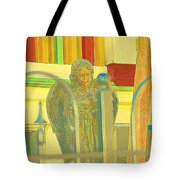 An Angel For An Angel Tote Bag