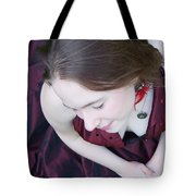 An Angel's Rest Tote Bag