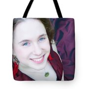 An Angel's Smile Tote Bag