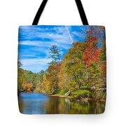 An Appalachian Shangri La Tote Bag