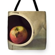 An Apple A Day... Tote Bag by Amy Weiss