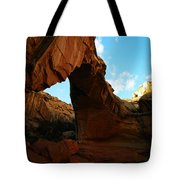 An Arch At Capital Reef Tote Bag