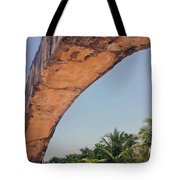 An Arch In Cozumela Tote Bag