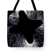 An Arcing Star Tote Bag