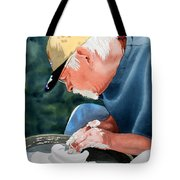 The Potter Begins Tote Bag