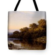 An Autumn Evening North Wales Tote Bag