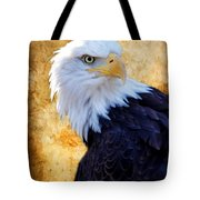 An Eagles Standpoint Tote Bag