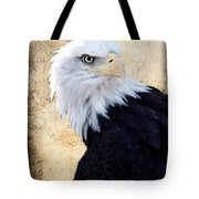 An Eagles Standpoint II Tote Bag