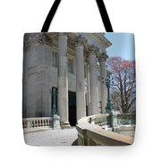 An Elegant Newport Mansion Tote Bag