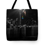 An Empire In The Distance Tote Bag