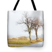 An Empty Path Tote Bag
