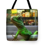 An Escape Artist Tote Bag