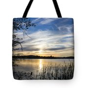 An Evening In Lakes Country Tote Bag