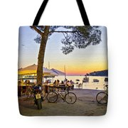 An Evening In Rovinj - Croatia Tote Bag
