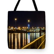 An Evening In Sioux City Tote Bag